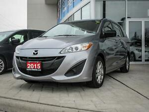 2015 Mazda Mazda5 GS, BLUE TOOTH, CRUISE
