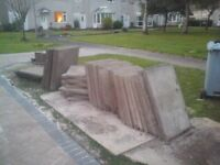 Concrete Slabs for free