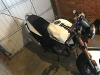 Sinnis stealth 125cc SWAP !!