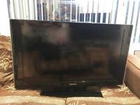 "Samsung 40 "" flat screen tv"