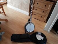 4 string Fender Banjo Bargin price for a Banjo