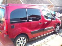 citreon berlingo travel lodge camper