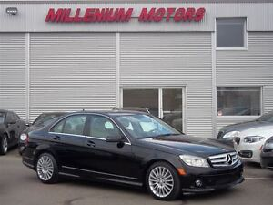 2010 Mercedes-Benz C-Class C250 4MATIC / LEATHER / SUNROOF
