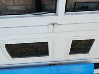 Front PVC outside door