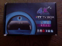 TT TV Box/Media Player Ultra HD 4k, ANDROID 4.4 KITKAT, MODEL M8