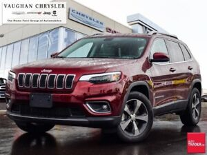 2019 Jeep Cherokee Limited 4x4 * Only 4349 kms !! * Navigation