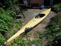 Ainsworth lightweight fast touring kayak