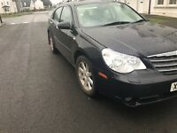 2009 Chrysler sebring for sale