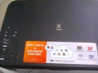 Canon Pixma MG3650 Wireless-Print-Scan-Cloud Link Printer