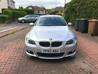 E92 BMW 335d M-Sport Coupe diesel, remapped to 387bhp/540lb/ft!