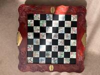 Vintage Chinese figure Chess