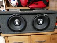 Jl audio subwoofer cs210
