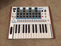 Roland/M-Audio/Boss/Akai studio gear.
