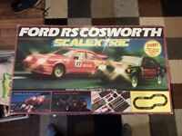 Scalextric Ford Rs Cosworth set