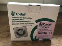 Xpelair axial Extract fan