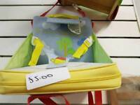 child number seat for chair