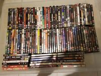 DVD Job lot 300+ DVDs - Box sets - All Genuine.