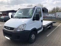 Iveco Daily Recovery Truck Beavertail