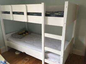 Free single bunk beds