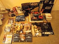 69 x Collectables, Doctor Who Mags, Star Wars etc