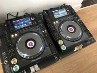 Wanted Pioneer CDJ 2000 Nexus / DJM 900 NXS2