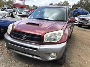 WRECKING 2005 MODEL TOYOTA RAV4 FOR PARTS NO ENGINE PARTS Willawong Brisbane South West Preview