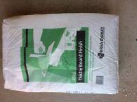 British Gypsum Thistle Board Finish 25kg x 2