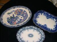 Victorian Large Plates x Three