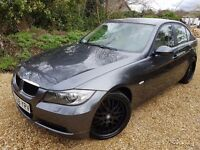 2008 BMW 320d LEFT HAND DRIVE LHD UK REGISTERED