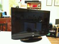 """24"""" Goodmans LCD TV with freeview"""