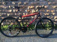 New Falcon Maverick 26-Inch Rigid Bike RRP £264
