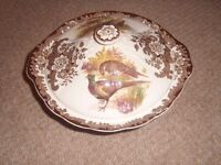 Palissy Game Series Tureen in excellent condition.