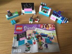 Lego Friends Olivia's Inventors Workshop (3933)