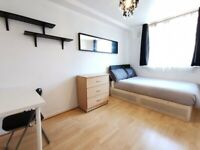 ☀️FIRST MONTH RENT DISCOUNTED!! ~ MASSIVE ROOM w/ GARDEN - BOW ROAD / ZONE 2 - ALL BILLS INCL!☀️