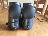 Speakers Sony SRS—A35