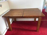 Rustic Oak Dining Table