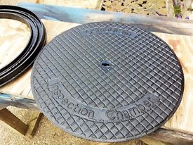 Osma Drain cast iron Inspection Chamber cover