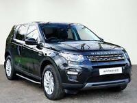 Land Rover Discovery Sport TD4 SE (black) 2017-02-23