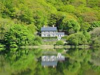 Fancy working and living in an idyllic location helping run a luxurious bed and breakfast in Wales?