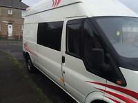 Ford transit camper 2004 4 berth