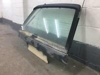 BMW e30 touring rear tailgate door