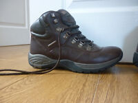 Hiking Boots - Freedom Trail Derwent Men's Waterproof Walking Boots. UK Size 8. Used on one trip.