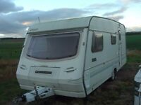 Compass Omega 510 Caravan - Breaking for Spares