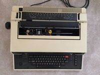 'Adler' Electric Typewriter