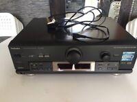 Technics SA-DX850,Audio Video Control Receiver