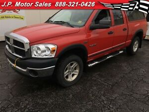 2008 Dodge Ram 1500 ST, Quad Cab, Automatic, Alloy's, 4*4