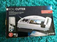 Roll Cutter with integrated Cold Laminater