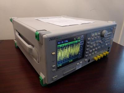 Anritsu Ms4630b 10 Hz To 300 Mhz Network Analyzer W Opt. 10 - Calibrated