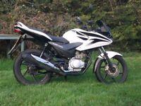 Honda CBF 125-may p/x