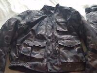 Spada coat and trousers